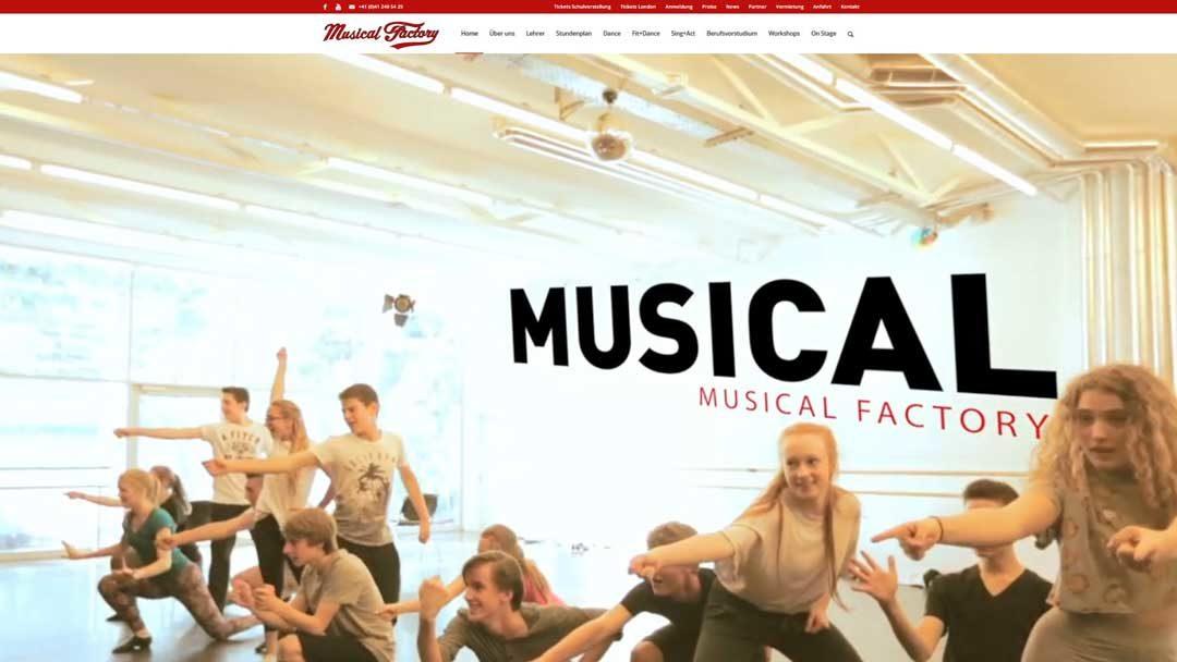 MusicalFactory