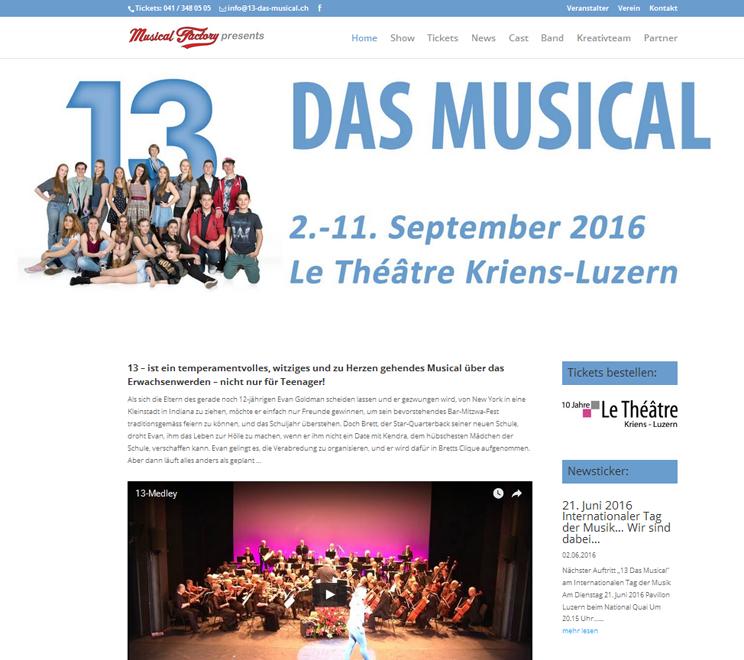 13 – Das Musical