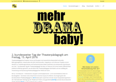Mehr Drama Baby!